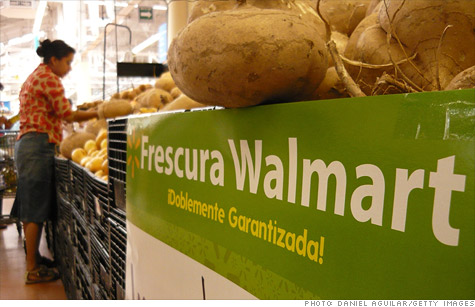 Wal-Mart tells two Congressmen probe expands beyond Mexico