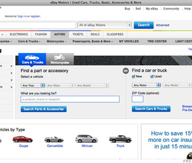 Ebay Motors Will Sell Off 50 Cars In A New Race The Clock Format
