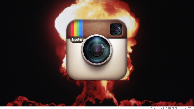 Instagram's planned policy changes on photos set off a fiery revolt among its users.