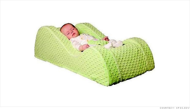 Nap Nanny recliners recalled after five deaths  Dec 27 2012