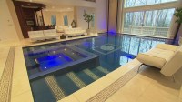 Mansion for sale: Swim in your living room - Video ...