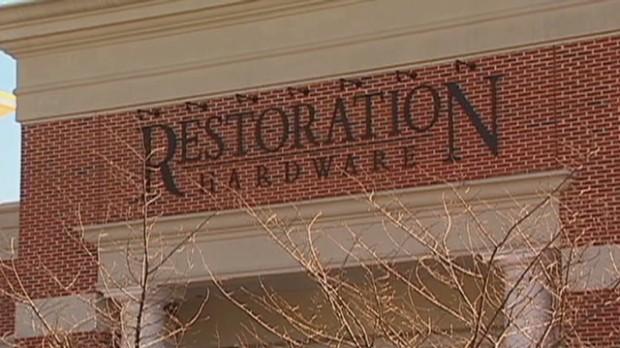 Restoration Hardware rides housing wave