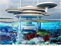 Dubai - Water Discus Hotel - 6 stunning undersea hotels ...