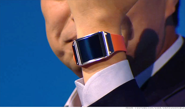 samsung gear watch