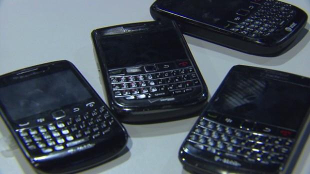 How BlackBerry fell so fast