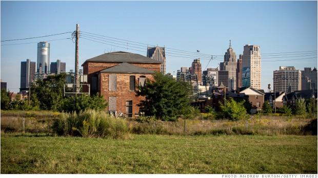 detroit housing prices