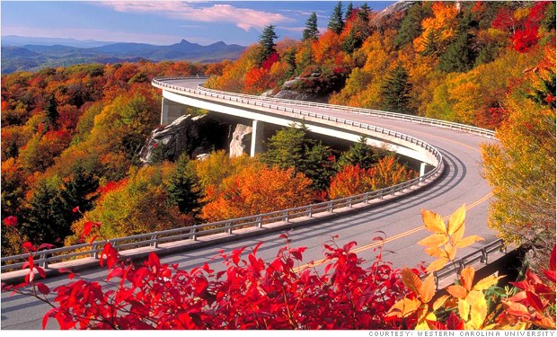 Fall In The Smoky Mountains Wallpaper Shutdown Hits Great Smoky Mountains At Peak Season Oct