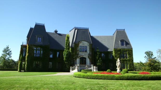 Céline Dion's $28 million island mansion