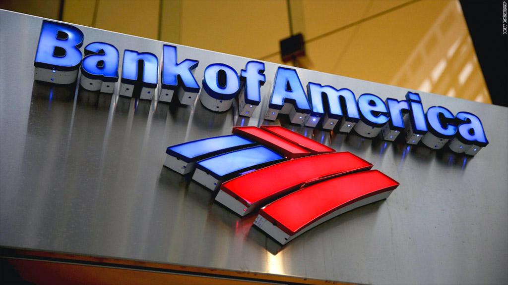Bank of America books 34 profit impresses Wall Street