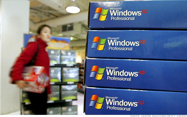 Microsoft te dará 100 dólares para que dejes de usar Windows XP