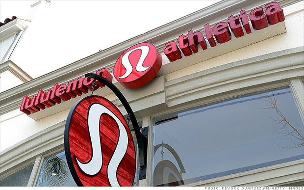 No Downward Dog For Lululemon Stock The Buzz Investment And Stock Market News