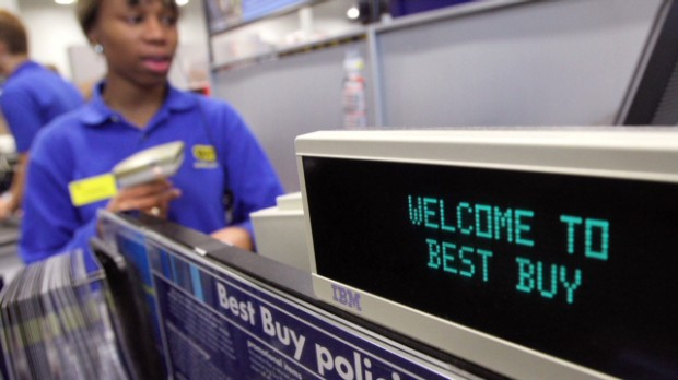 Awful quarter for Best Buy and Staples