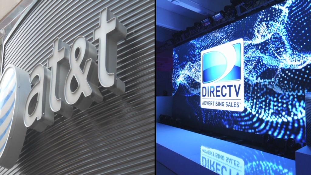 ATT launches first TVphone plan after DirecTV deal