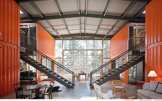 12 Container House  Amazing shipping container homes