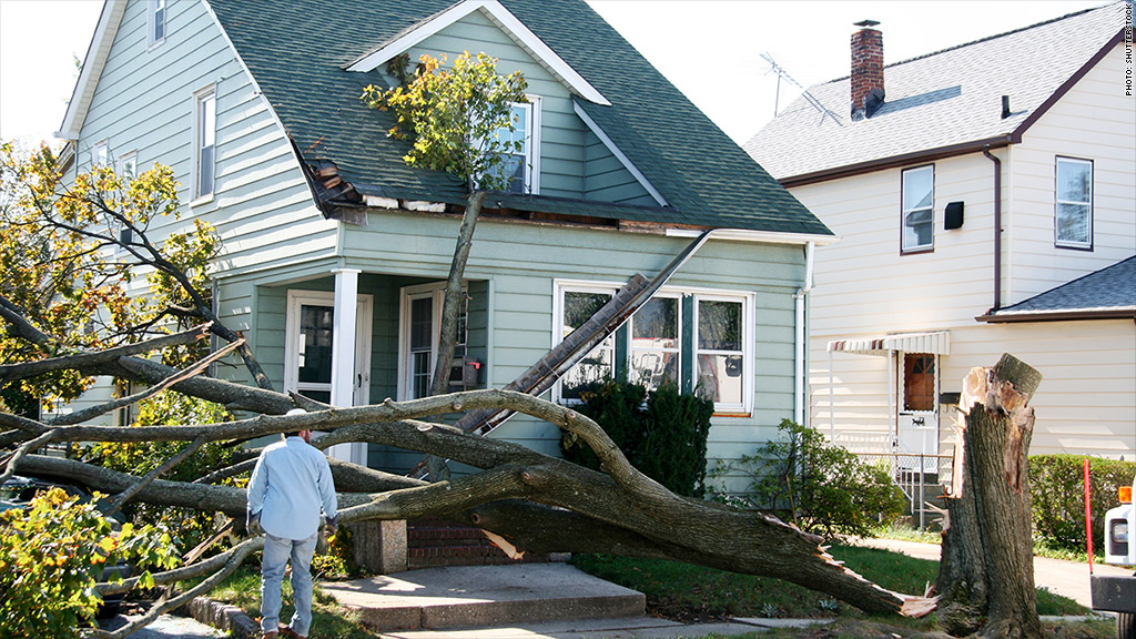 One Property Claim Can Cause Your Premiums To Soar By