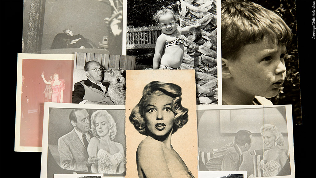 Joe DiMaggio's Love Letter To Marilyn Monroe Sells For 78 000