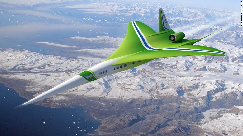 Risultato immagine per supersonic plane