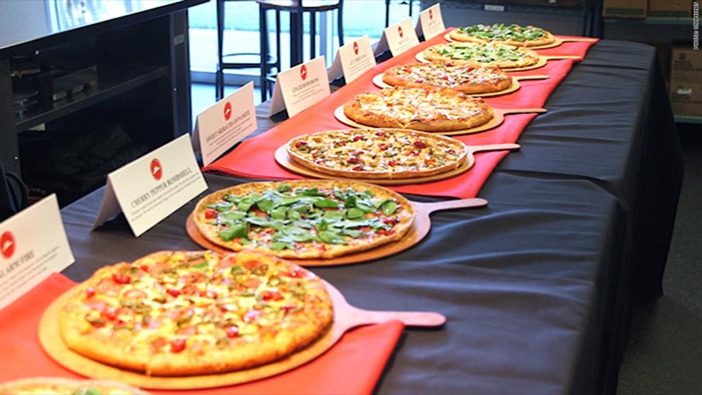 Pizza Hut Dominos Pizza Papa S John Pizza