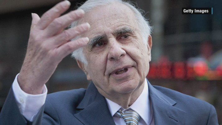 Icahn: I'm against the stupidity of some regulations