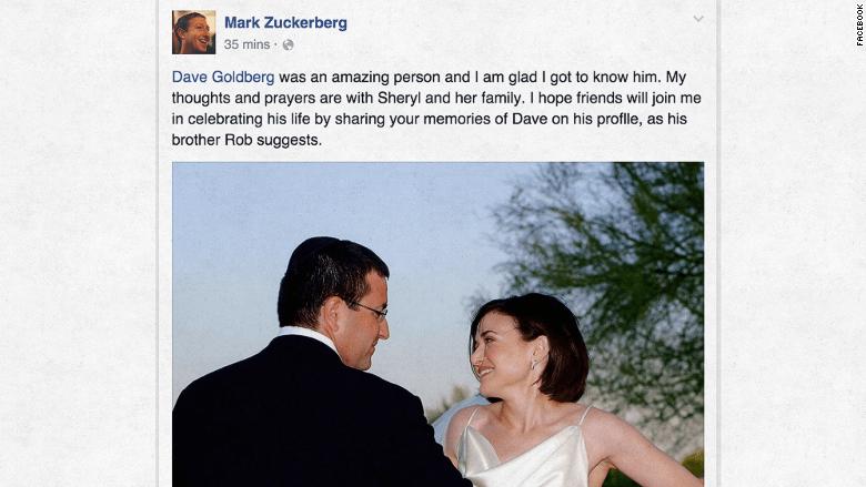 facebook zuckerberg goldberg