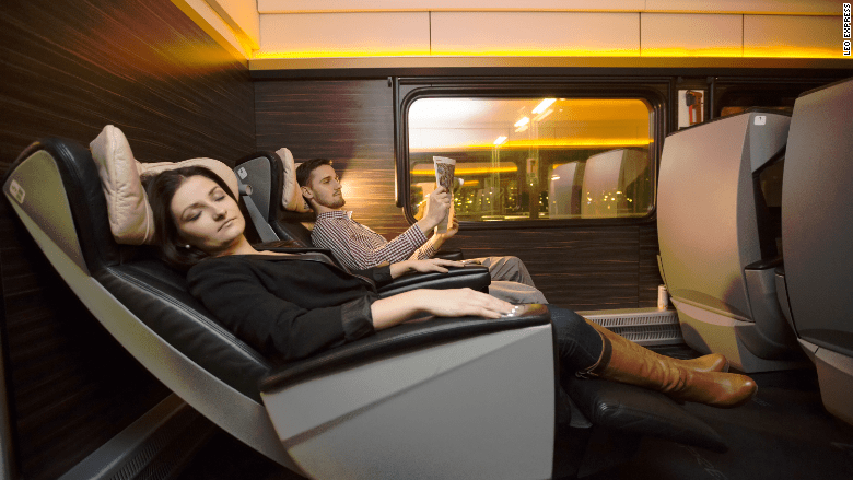 This Czech company wants to bring Eurostyle trains to the