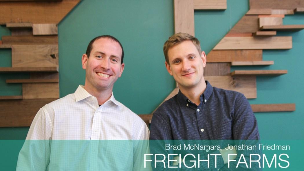 upstarts freight farms