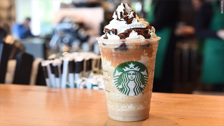 6 new Frapp flavors at Starbucks