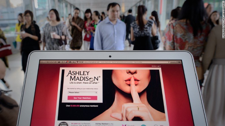 Ashley madison failure