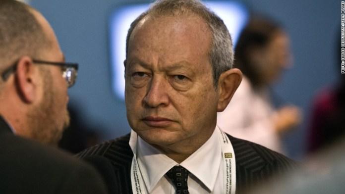 Egypt Naguib Sawiris