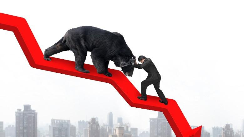 bear stock market trade