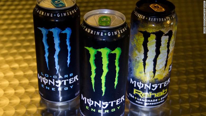 monster beverage ticker mnst