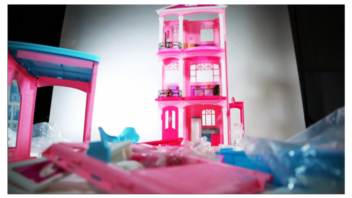 'The Barbie Dreamhouse is my worst nightmare'
