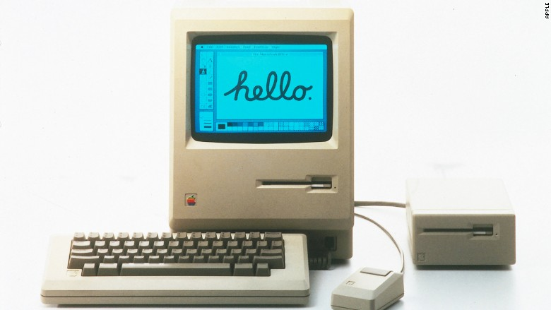 Macintosh  The totally righteous technology of the 1980s