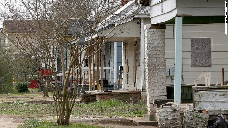 Poor Neighborhoods America