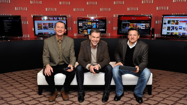 Netflix up to 815 million subscribers but stock sinks on