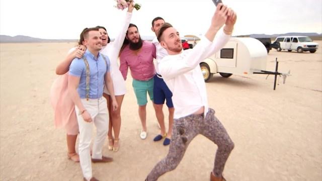 Florist takes weddings on the road