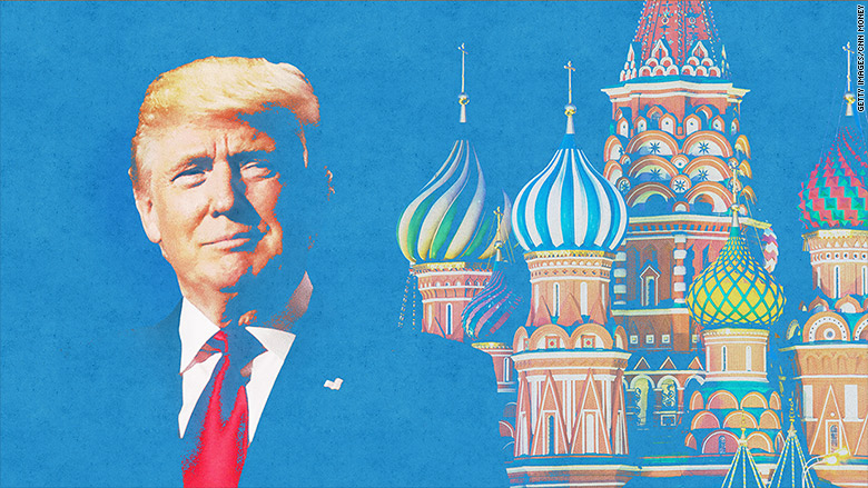 Image result for photos of trump in russia