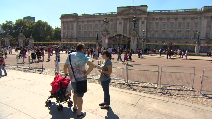 London tourists get Brexit budget boost