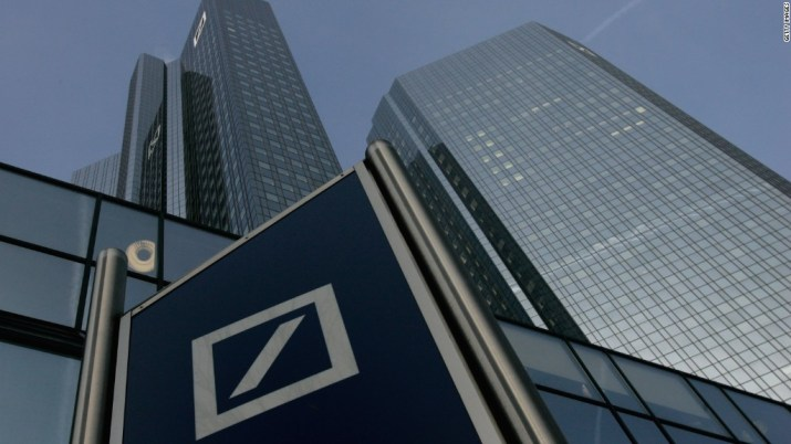Deutsche Bank is a $  2 trillion problem