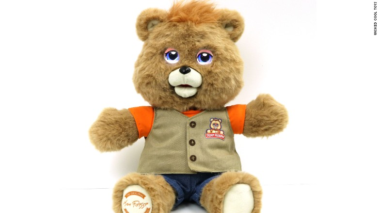 Image result for teddy ruxpin