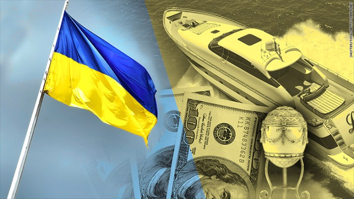 ukrainian wealth