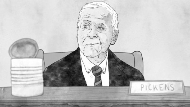 How the Great Depression made T-Boone Pickens a financial guru