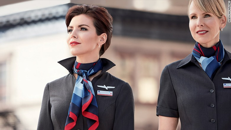 American Airlines and uniform supplier cut ties after