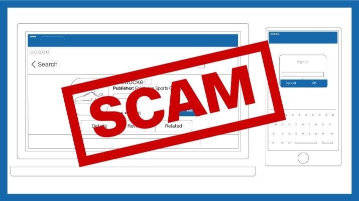 Don't get duped by these online shopping scams