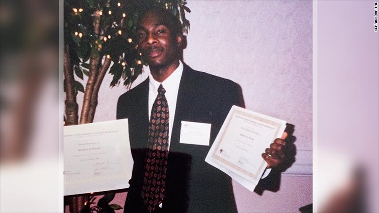 kenrick waithe diplomas