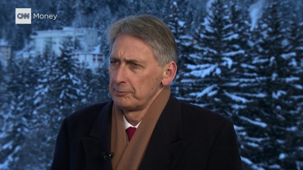 UK Chancellor wants trade partnerships with the world