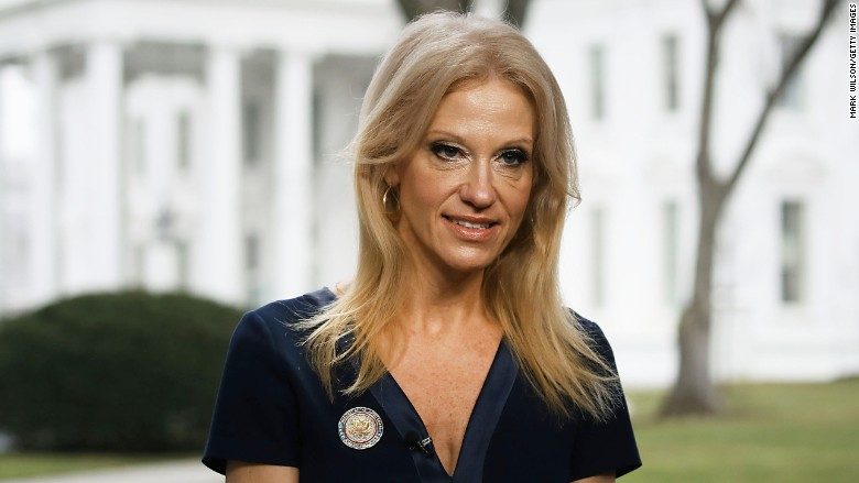 Image result for Kellyanne Conway unrepentant for Ivanka Trump plug
