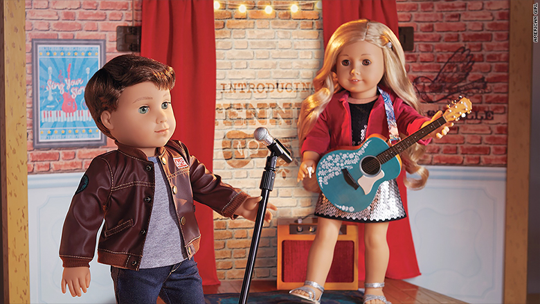 american girl boy doll