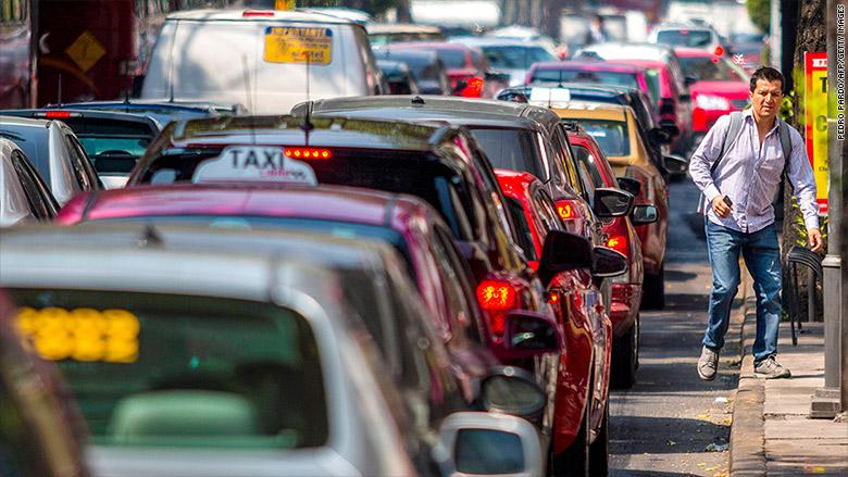 2017 worst traffic