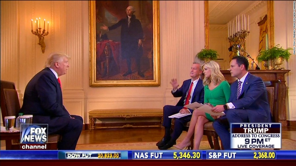 Image result for trump fox news